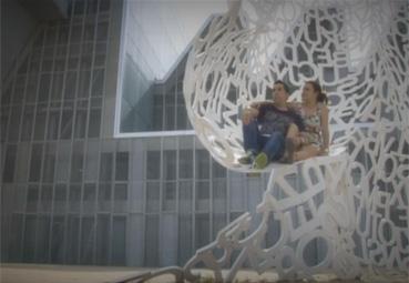 Videoclip Adrián y Patricia
