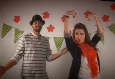 Videoclip Eduardo y Angela