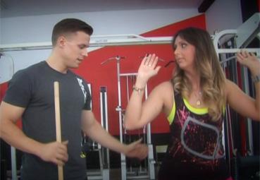 Videoclip Carlos y Pilar