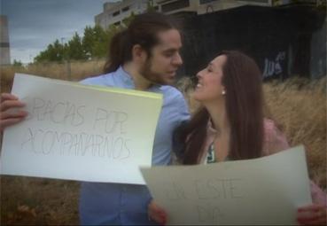 Videoclip Javier y Marta