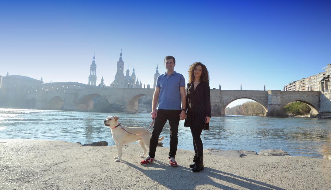 Videoclip Carlos y Noemí